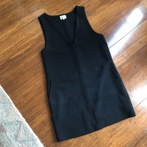 Aritzia Wilfred Crepe Dress
